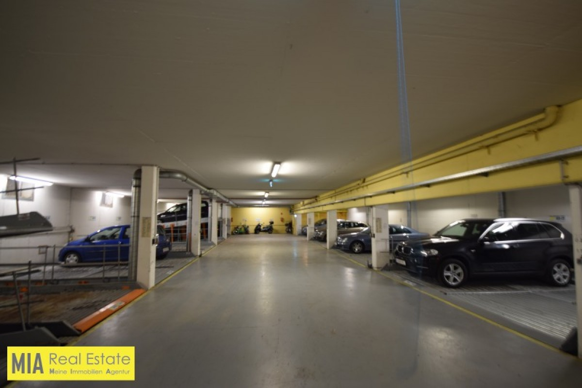 Rent out your car parking space