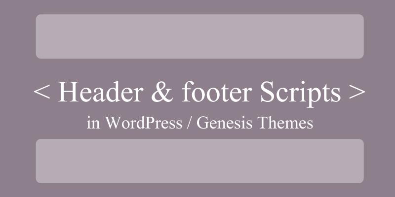header-footer plugin